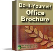 Do-It-Yourself Office Brochure tutorial