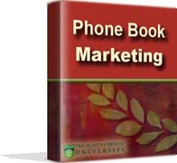 Phone Book Marketing for Dentists