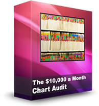 Chart Audits: a dental marketing tutorial