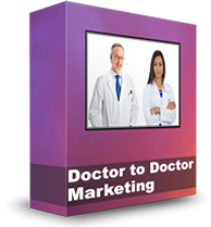 Doctor-t-Doctor Marketing